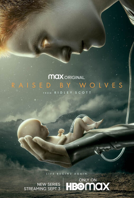 Raised by Wolves | Série de ficção científica de Ridley Scott tem trailer divulgado na HBO MAX