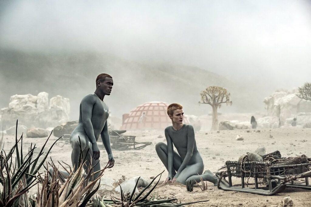 raised by wolves serie ridley scott hbo max 2 1024x684 - Raised by Wolves | Série de ficção científica de Ridley Scott tem trailer divulgado na HBO MAX
