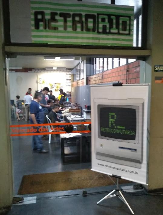 retrorio 2019 14 - RetroRio 2020 | Edição online 9º Encontro de Retrocomputação da cidade do Rio de Janeiro neste sábado