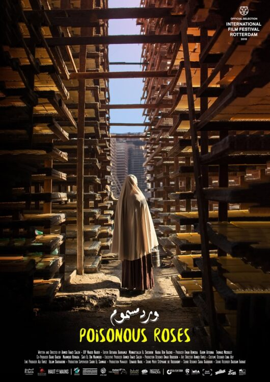 """Rosas Venenosas"" (""Poisonous Roses""), de Fawzi Saleh (Egito, 2018)"