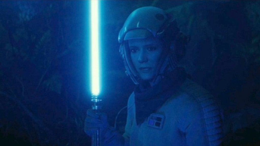 Star Wars: The Lightsaber Collection | Sabre de Luz da Princesa Leia é revelado no livro