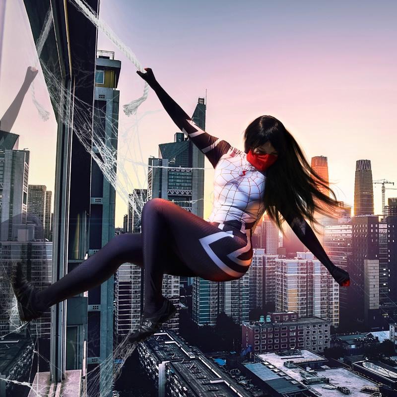silk cosplay debnise - Debnise - Cosplay