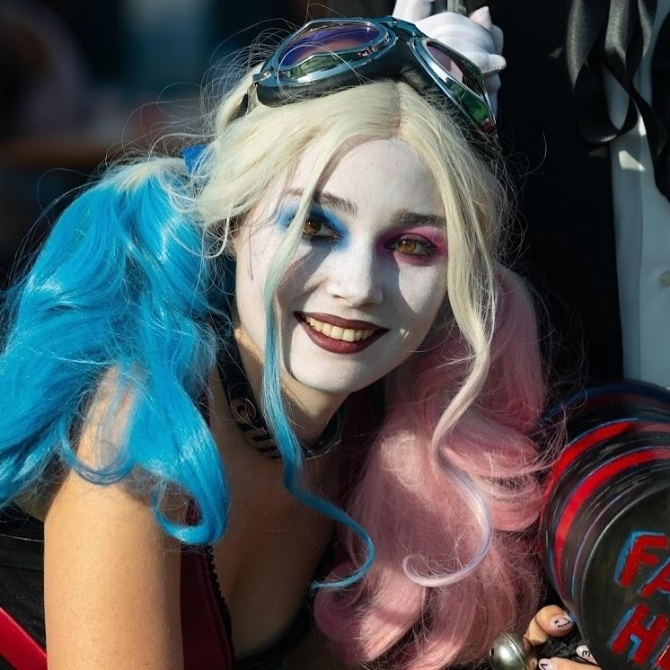 sillycat cosplayer arlequina 2 - SillyCat Cosplayer