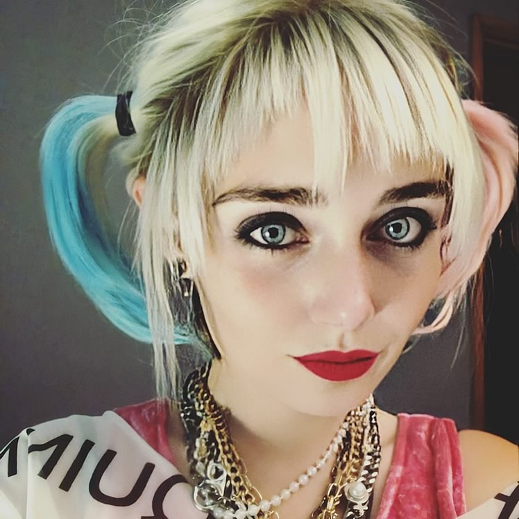sillycat cosplayer harley quinn - SillyCat Cosplayer
