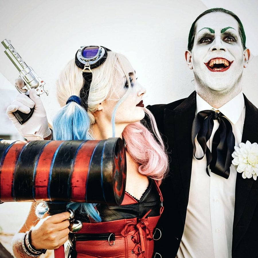 sillycat harley quinn e joker suicide squad 2 - SillyCat Cosplayer