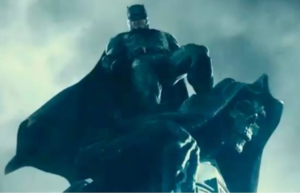 Snyder Cut de Liga da Justiça: Teaser divulgado na DC Fandome com Batman