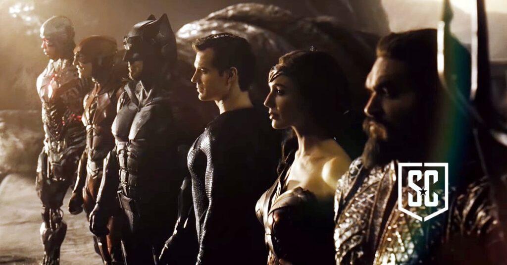 Snyder Cut de Liga da Justiça: Teaser divulgado na DC Fandome com Darkseid e Superman com uniforme preto