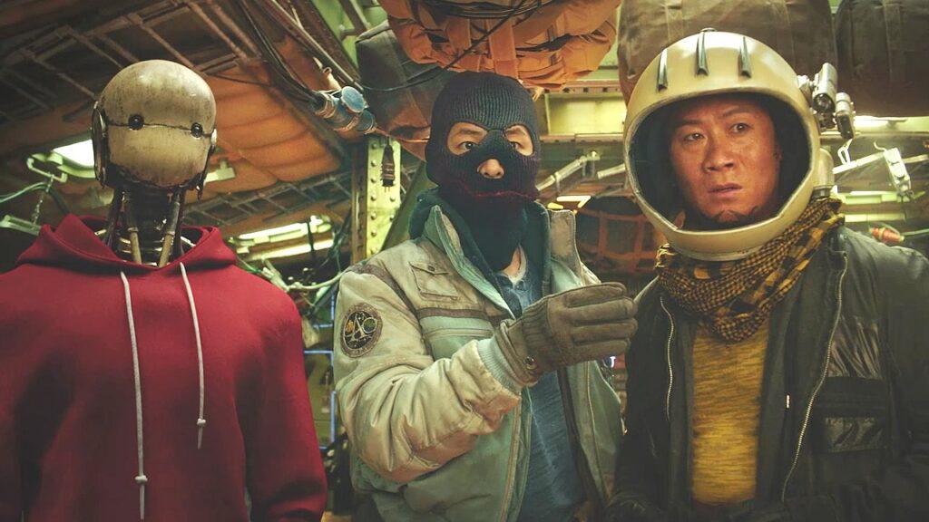 space sweepers filme ficcao cientifica sul coreano 2 1024x576 - SPACE SWEEPERS | Divertido e insano filme de ficção científica sul-coreano
