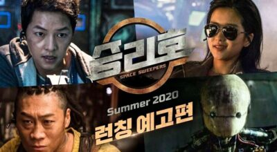SPACE SWEEPERS | Divertido e insano filme de ficção científica sul-coreano