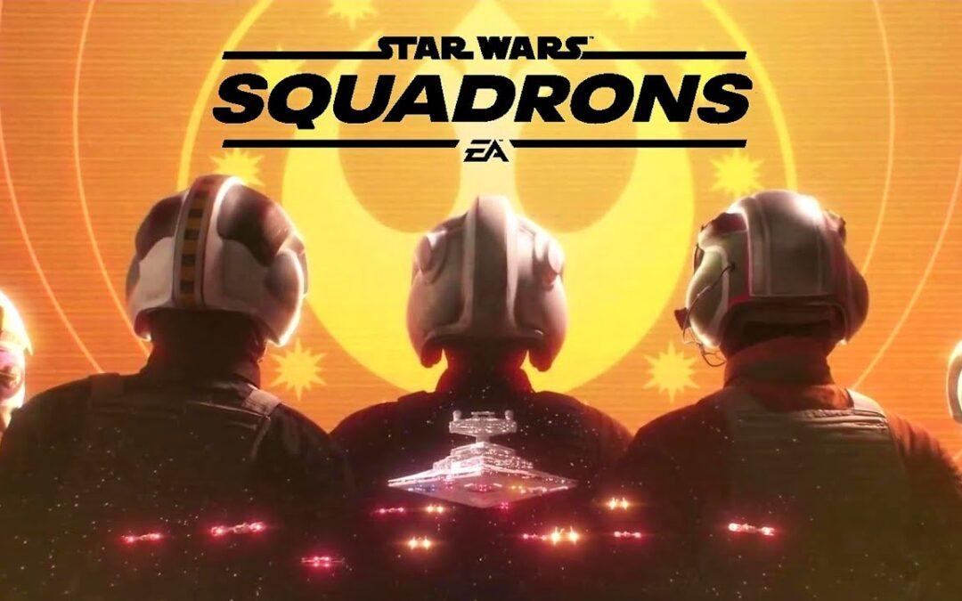 Star Wars: Squadrons | Novo trailer detalha campanha single-player