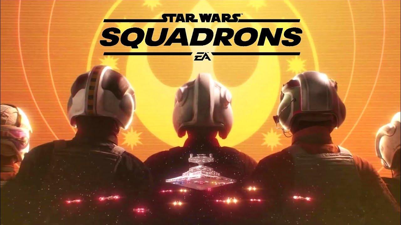 Star Wars: Squadrons   Novo trailer detalha campanha single-player