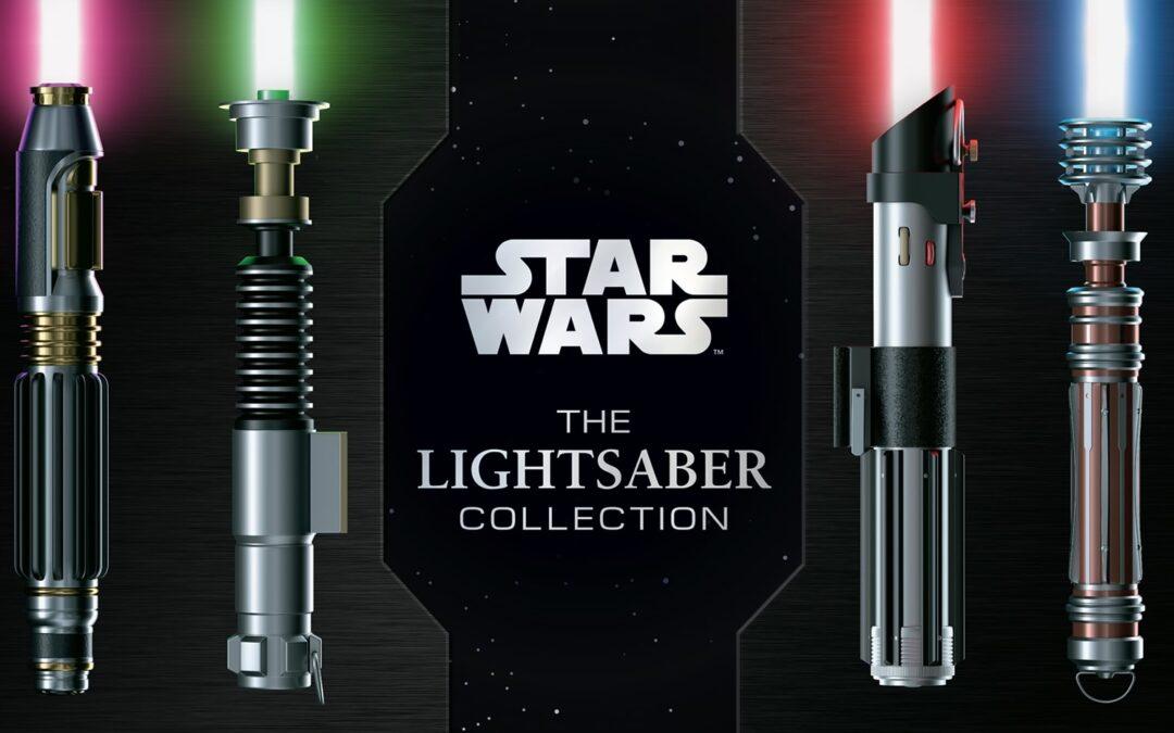 Star Wars: The Lightsaber Collection – Livro com belíssimas ilustrações e de leitura obrigatória para os fãs