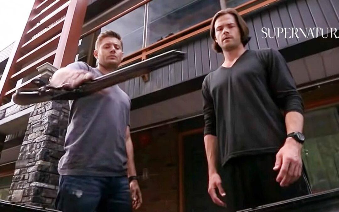 Supernatural | A CW divulgou um trailer dos irmãos Winchester em seus episódios finais