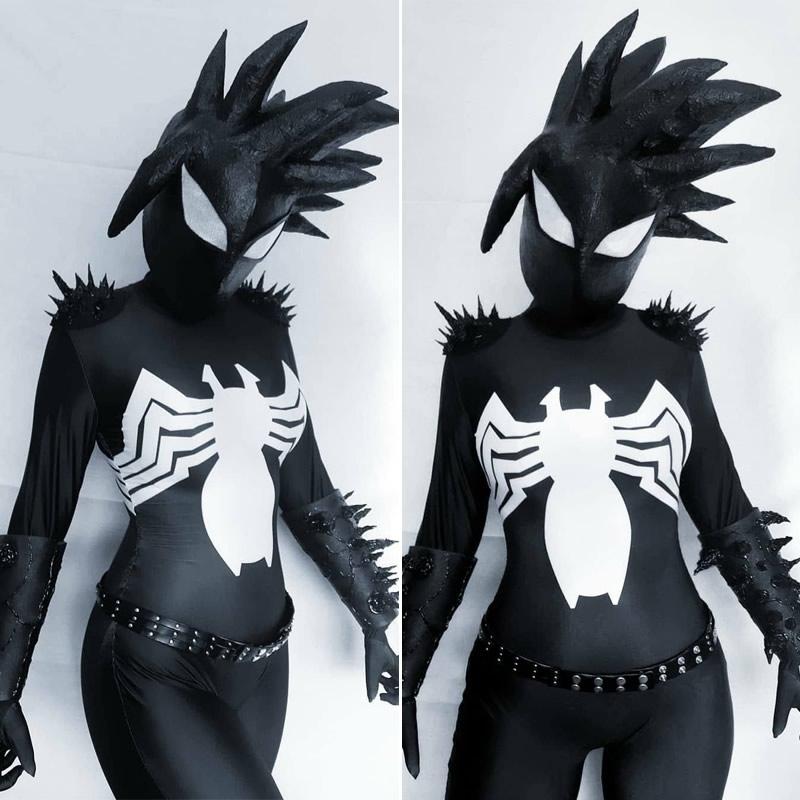 symbiote mania cosplay debnise - Debnise - Cosplay