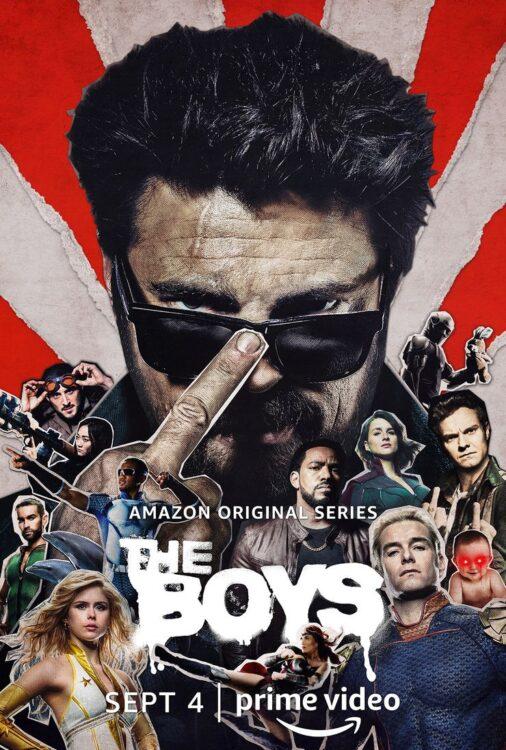 the boys 2 butcher 506x750 - The BOYS Segunda Temporada | Amazon Prime Vídeo divulga trailer final e cartazes