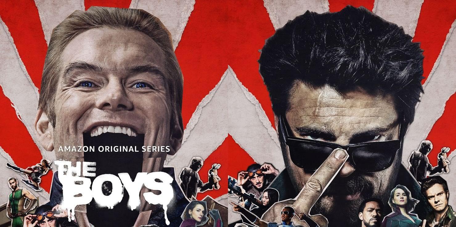 The BOYS Segunda Temporada | Amazon Prime Vídeo divulga trailer final e cartazes