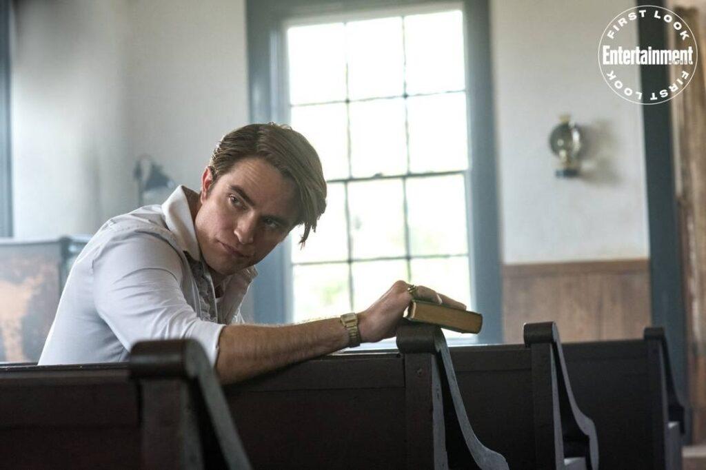 The Devil All The Time - Filme da Netflix com Robert Pattinson
