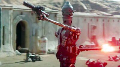 THE MANDALORIAN | Vídeo de efeitos especiais mostra como foi criado o Droid assassino IG-11