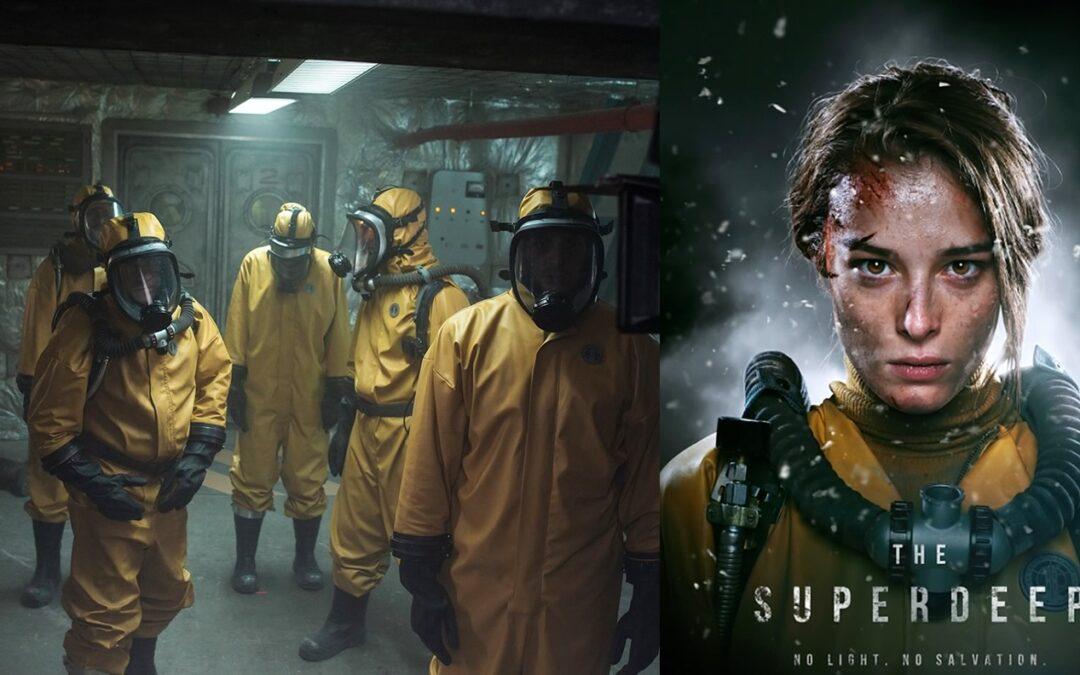 The Superdeep | Terror russo inspirado em O Enigma de Outro Mundo