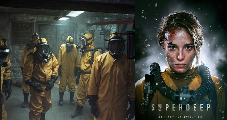 The Superdeep   Terror russo inspirado em O Enigma de Outro Mundo
