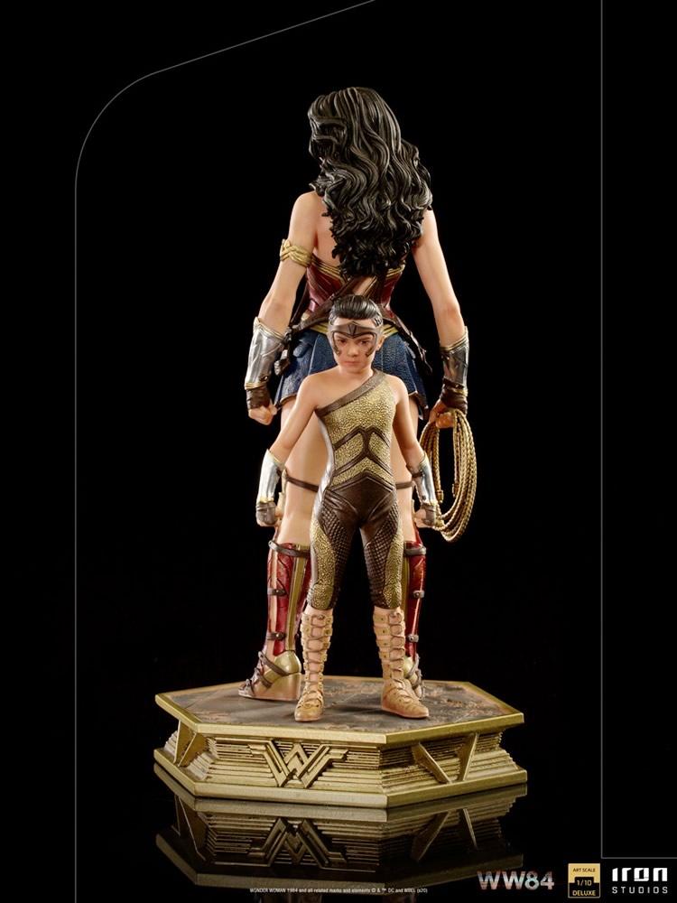 ww84 versao mulher maravilha 1984 iron studios 2 - A evolução da Wonder Woman by Iron Studios