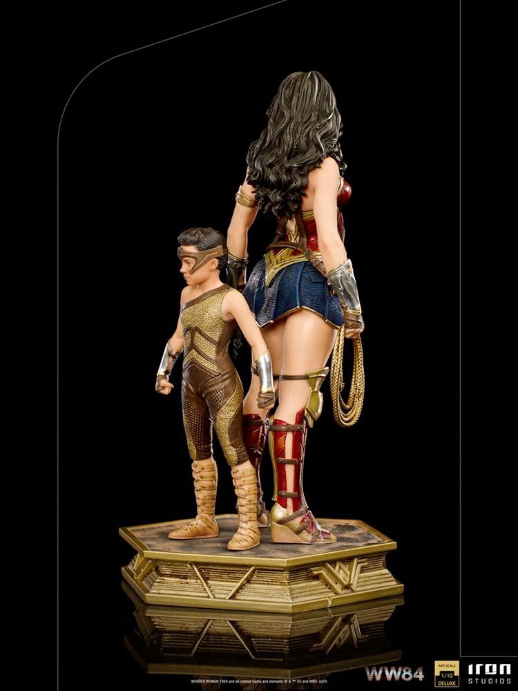 ww84 versao mulher maravilha 1984 iron studios 3 - A evolução da Wonder Woman by Iron Studios