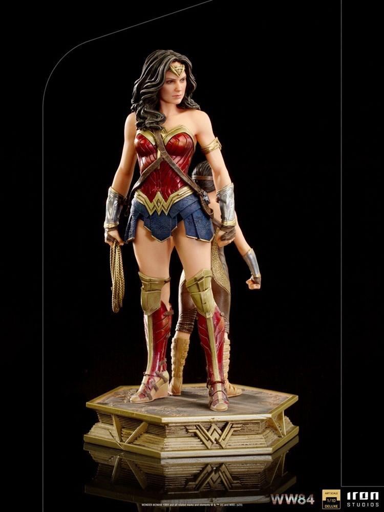 ww84 versao mulher maravilha 1984 iron studios 5 - A evolução da Wonder Woman by Iron Studios