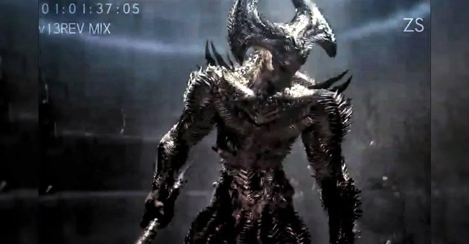 Zack Snyder divulga visual de Lobo da Estepe em sua versão de Liga da Justiça