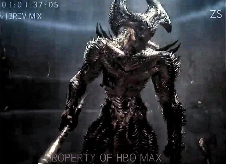 Zack Snyder divulga visual de Lobo da Estepe em sua versão para o Snyder Cut