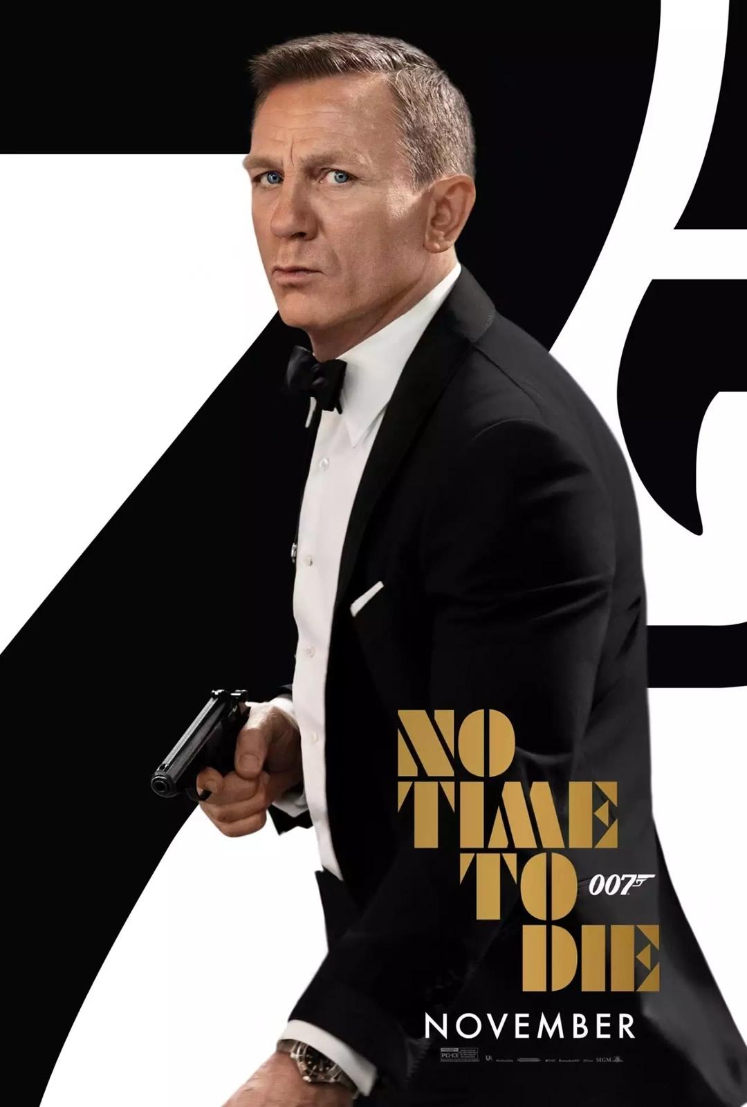 007 - Sem Tempo Para Morrer - James Bond em apuros no novo trailer divulgado pela Universal Pictures / MGM