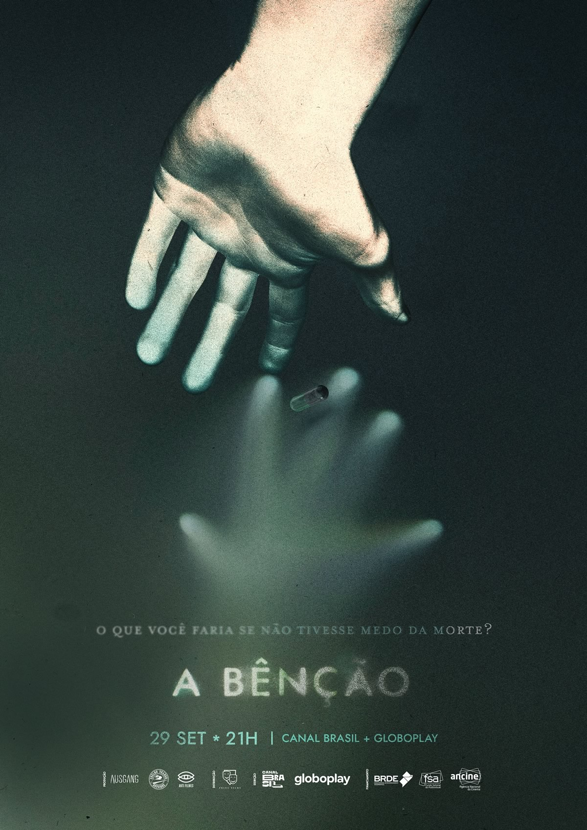 a bencao serie original estreia no canal brasil leo lage - A Bênção   Série original estreia no Canal Brasil