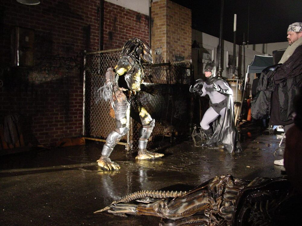 batman dead end fan film de sandy collora making of a 1000x750 - Batman: Dead End | Fan Film de Sandy Collora considerado como um dos melhores filmes do Batman