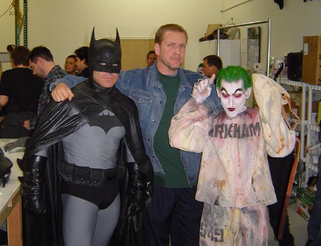 batman dead end fan film de sandy collora making of e - Batman: Dead End | Fan Film de Sandy Collora considerado como um dos melhores filmes do Batman