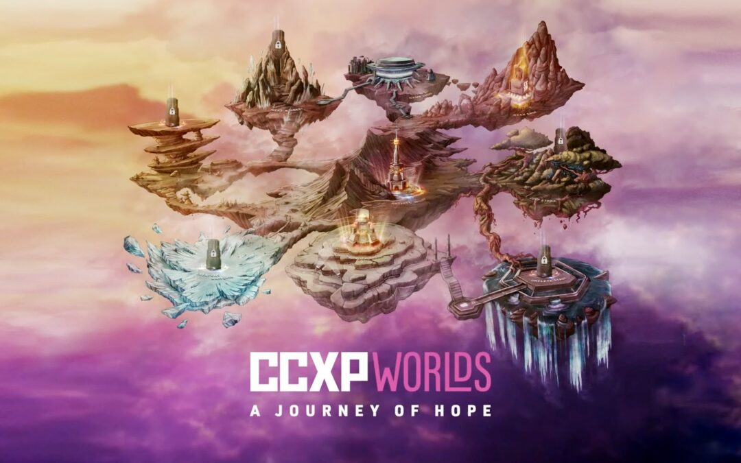 CCXP Worlds: A Journey of Hope evento online 2020