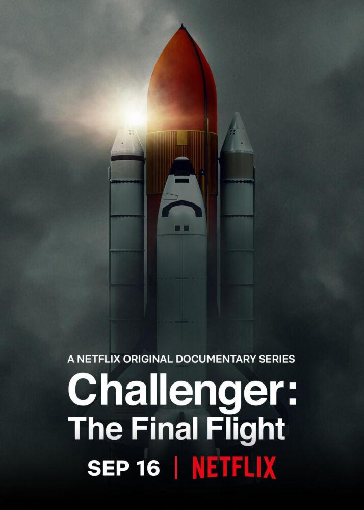Challenger: Voo Final | Tragédia do ônibus espacial Challenger mini-série da Netflix produzida por J.J. Abrams