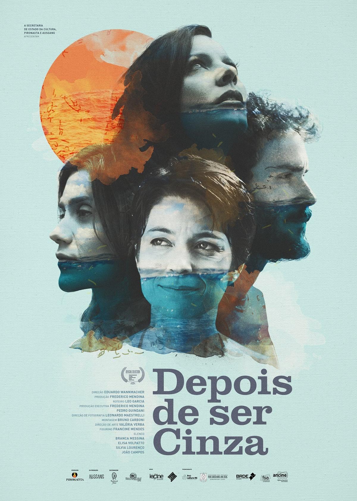 Depois de Ser Cinza   Longa nacional ganha premiere mundial em festival dos EUA