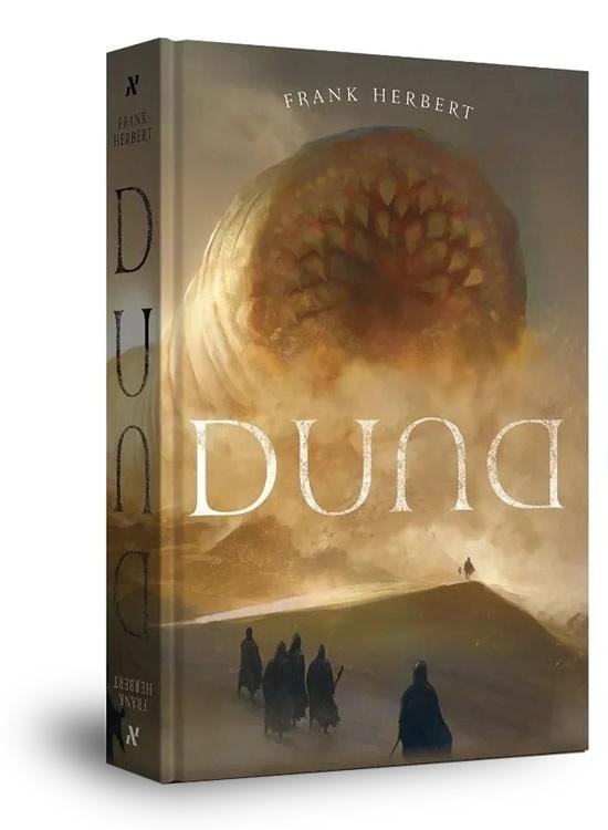 DUNA - Livro Amazon - Editora Aleph