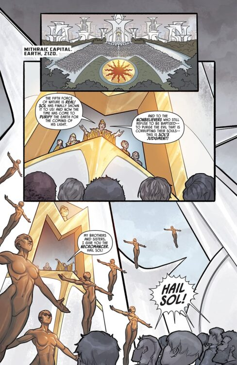 hbo max raised by wolves ridley scott hq digital pg2 488x750 - Raised by Wolves | DC Comics lança HQ Digital da série de Ridley Scott