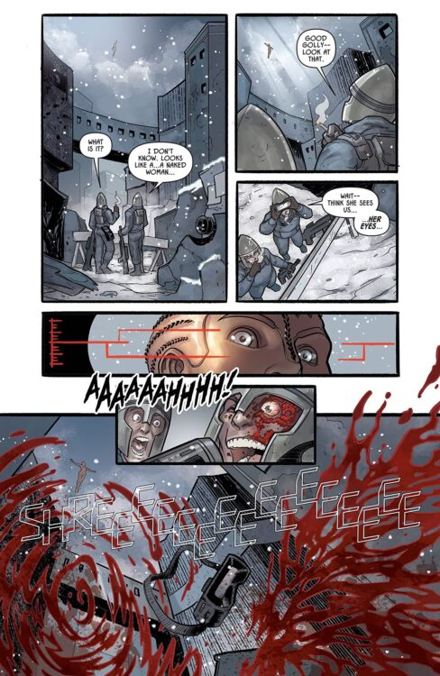 hbo max raised by wolves ridley scott hq digital pg3 488x750 - Raised by Wolves | DC Comics lança HQ Digital da série de Ridley Scott