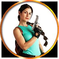 icone crofty model - Crofty - The Old School Lara Croft Cosplayer