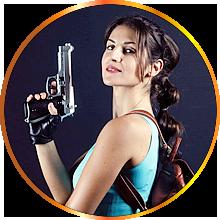 icone2 crofty model - Crofty - The Old School Lara Croft Cosplayer