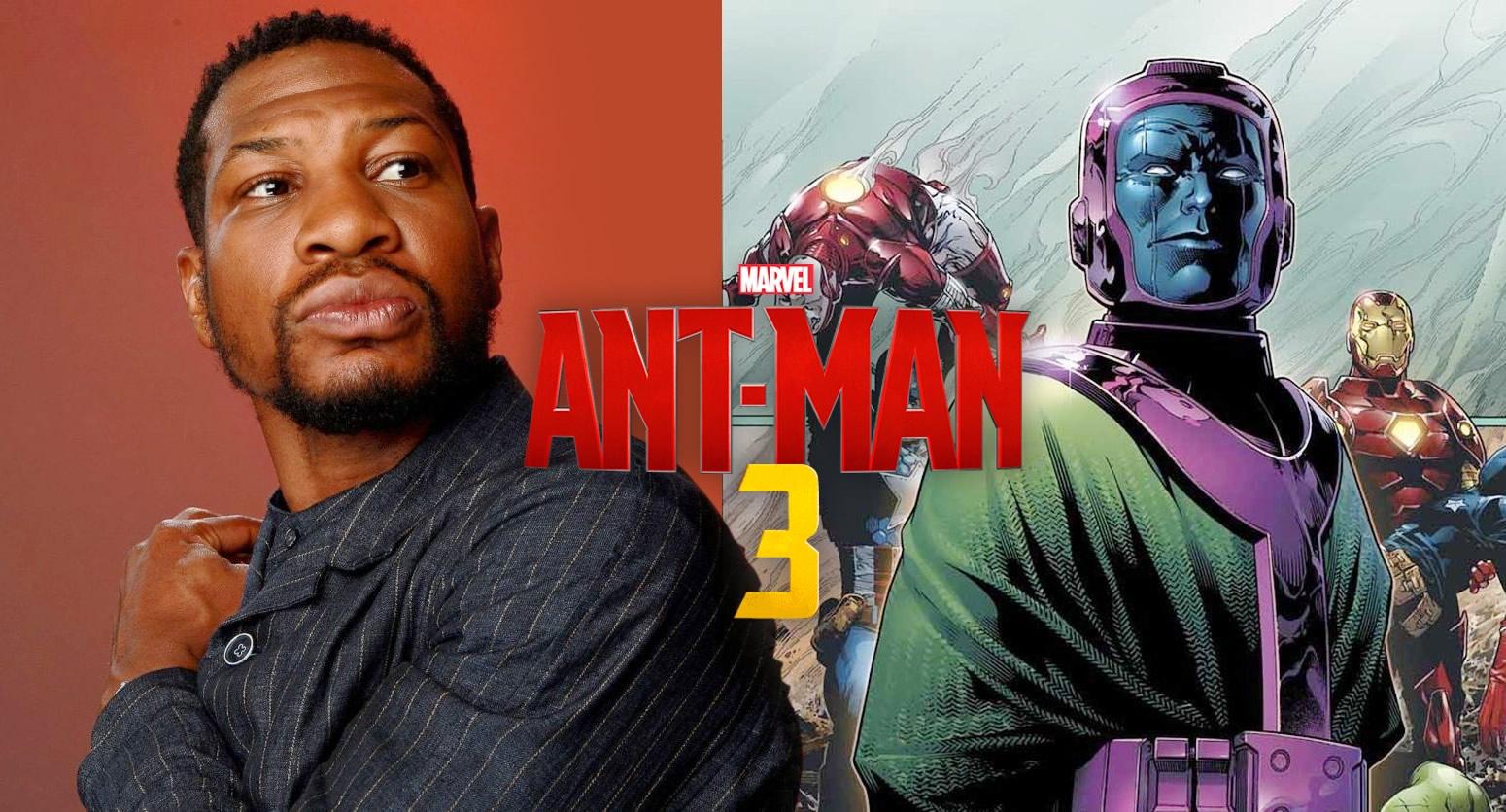 Jonathan Majors, de LOVECRAFT COUNTRY, estará em Homem-Formiga 3 como Kang, o conquistador