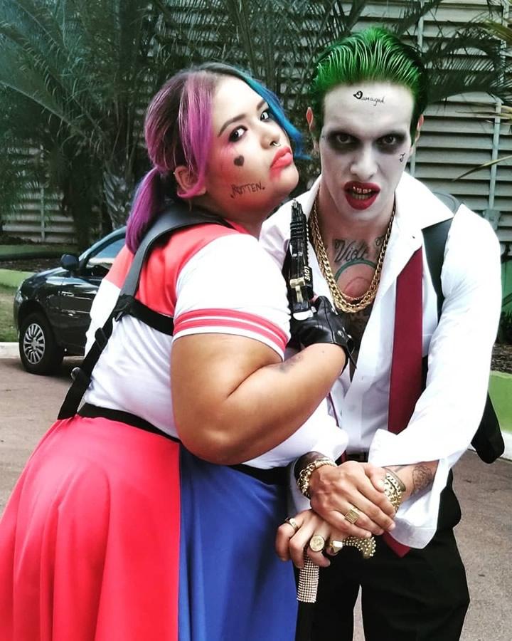 jundicomics 2019 harley quinn esquadrao suicida 2019 - Tatty Quinn Cosplayer