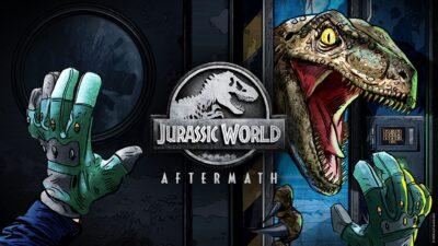 Jurassic World Aftermath   Novo videogame de RV anunciado para Oculus Quest