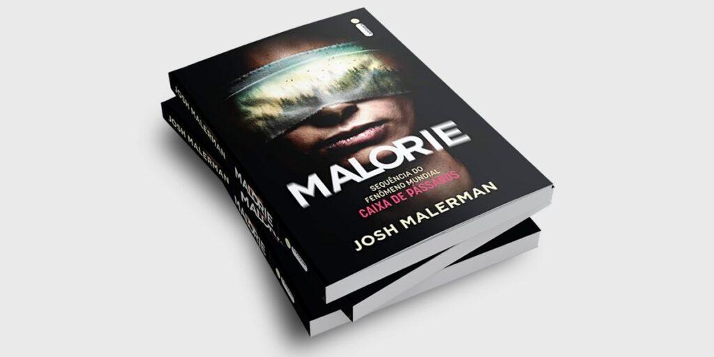 Malorie - Livro sequência de Bird Box por Josh Malerman