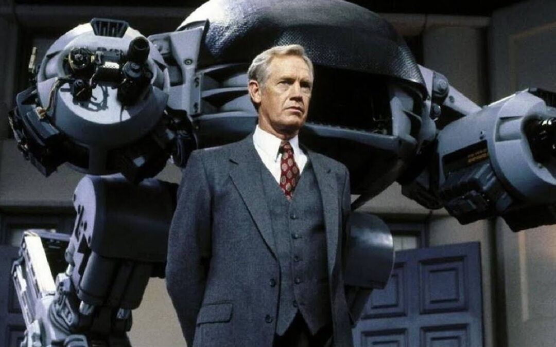 ROBOCOP | MGM está desenvolvendo uma série Prequel focada no jovem Dick Jones