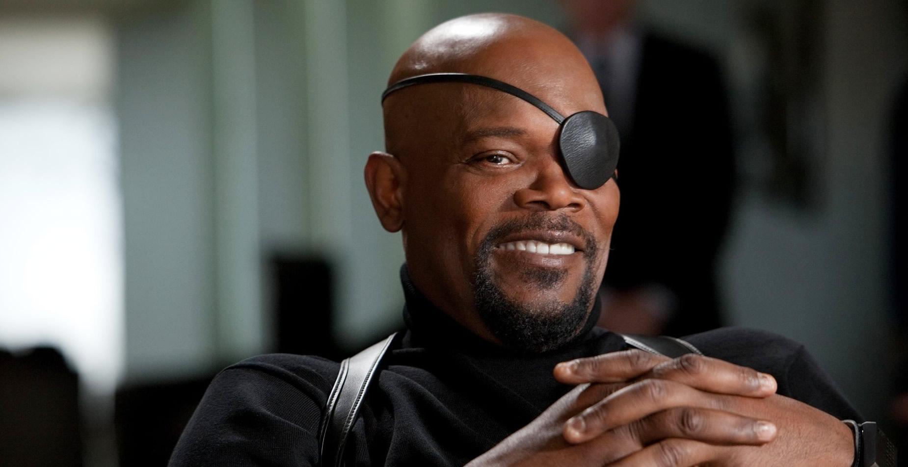 Samuel L. Jackson pode voltar como Nick Fury em série no Disney+