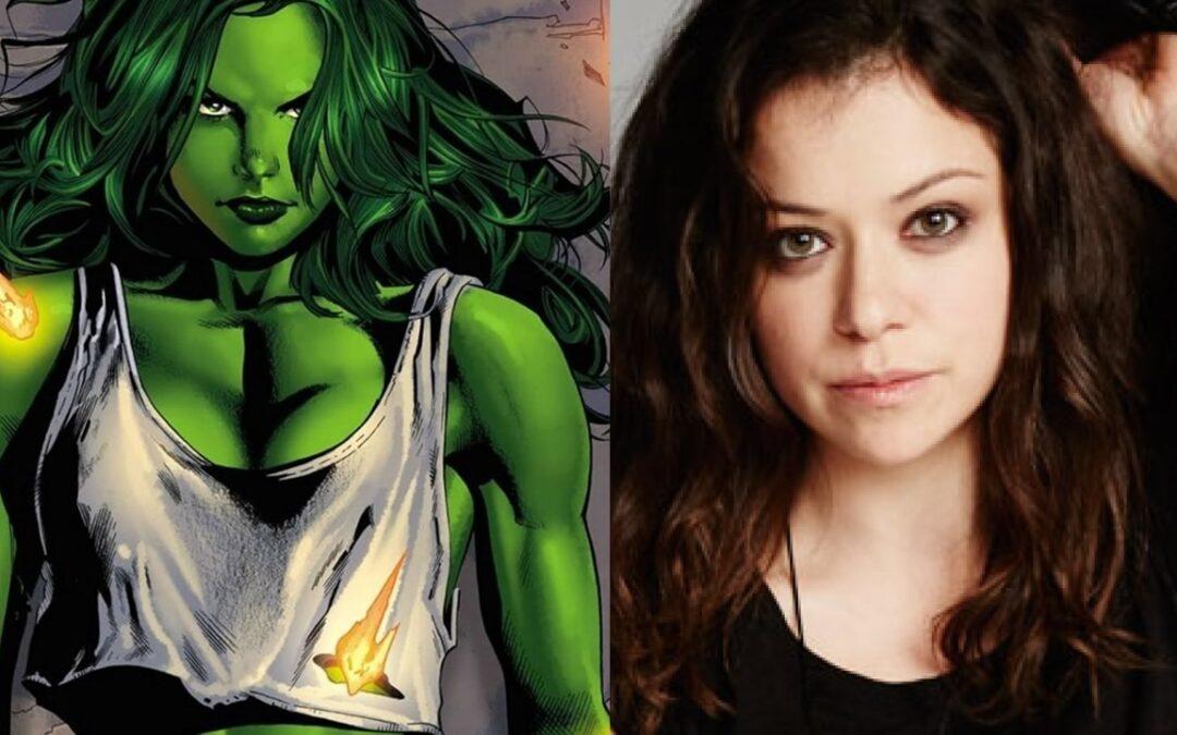 She-Hulk | Tatiana Maslany irá interpretar Jennifer Walter na série da Disney Plus