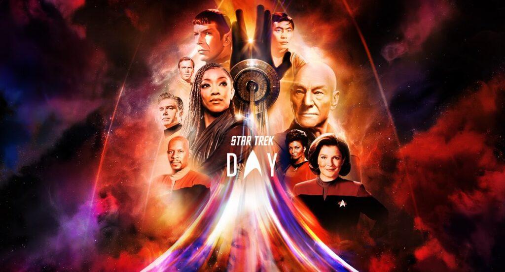 Star Trek Day - evento online - Star Trek United Give