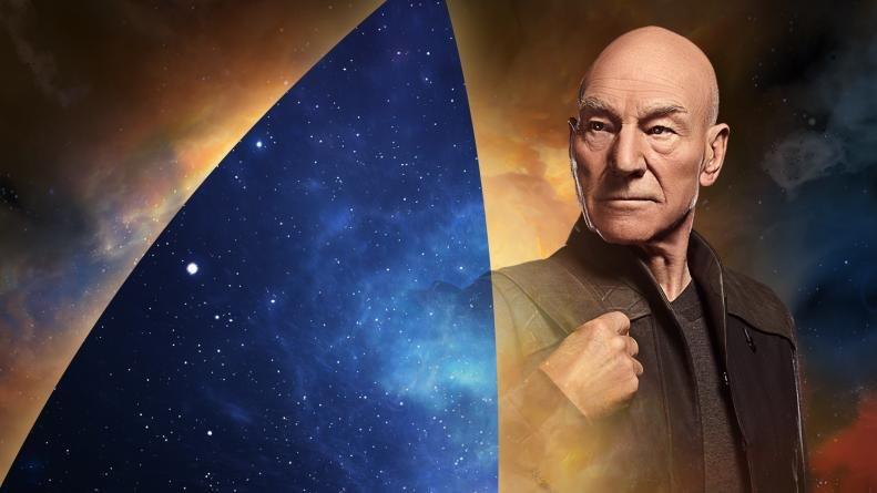 Star Trek Day - evento online - Painel Star Trek Picard e The Next Generation